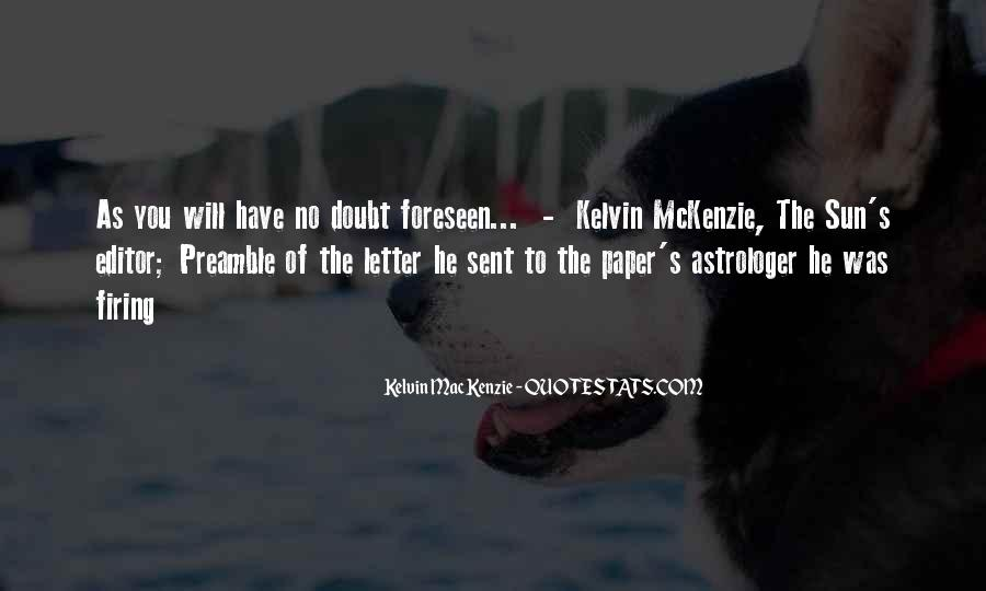 Kelvin Mackenzie Quotes #1844266