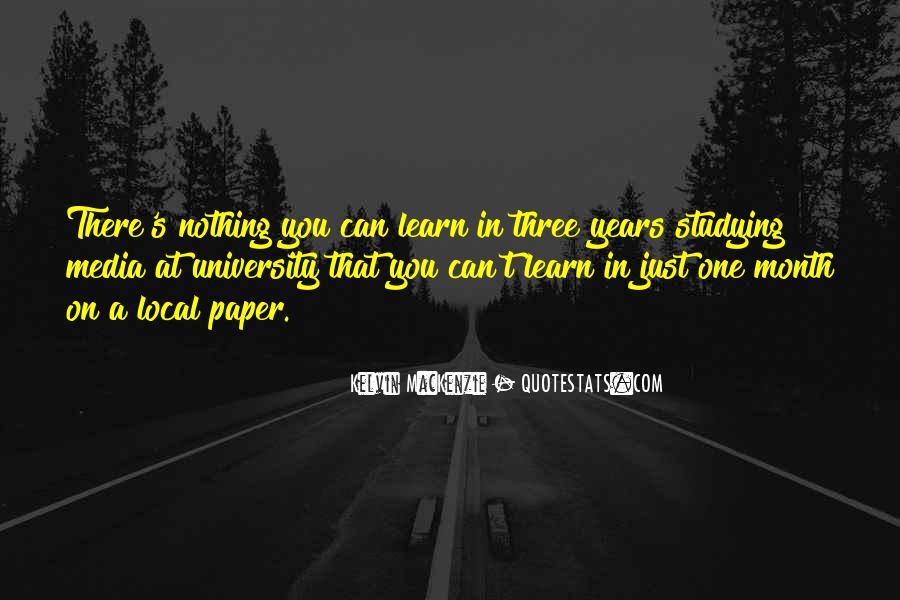 Kelvin Mackenzie Quotes #262811