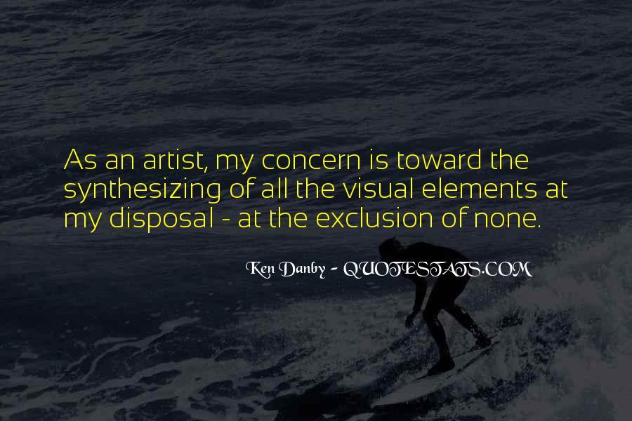 Ken Danby Quotes #1499088