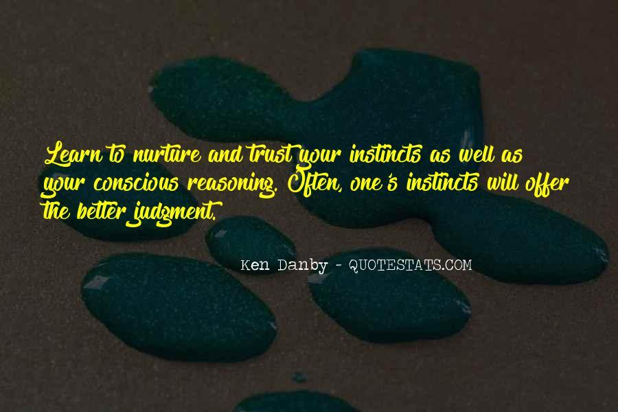 Ken Danby Quotes #532836