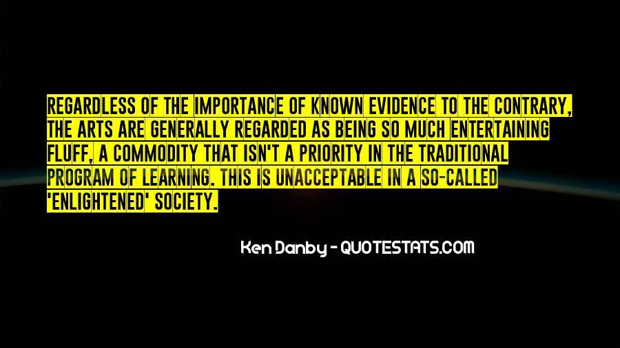 Ken Danby Quotes #573138
