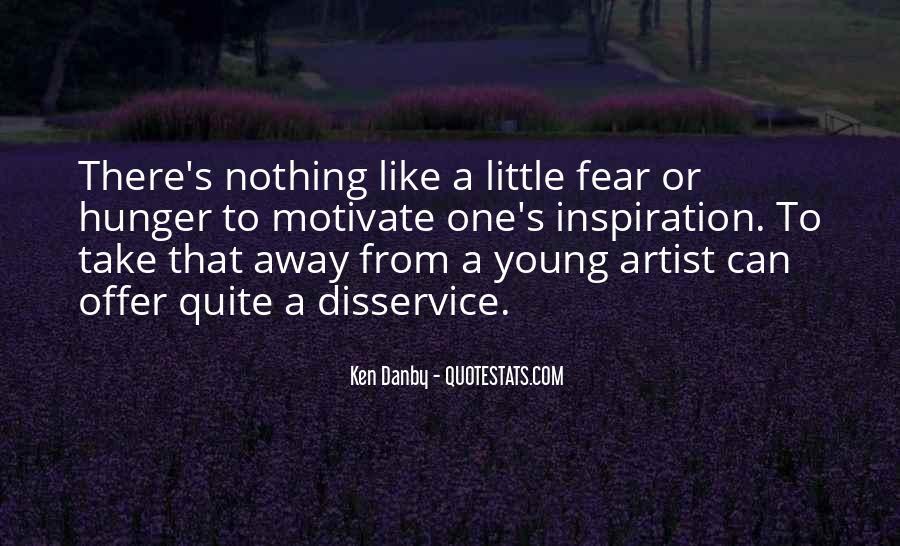 Ken Danby Quotes #575363