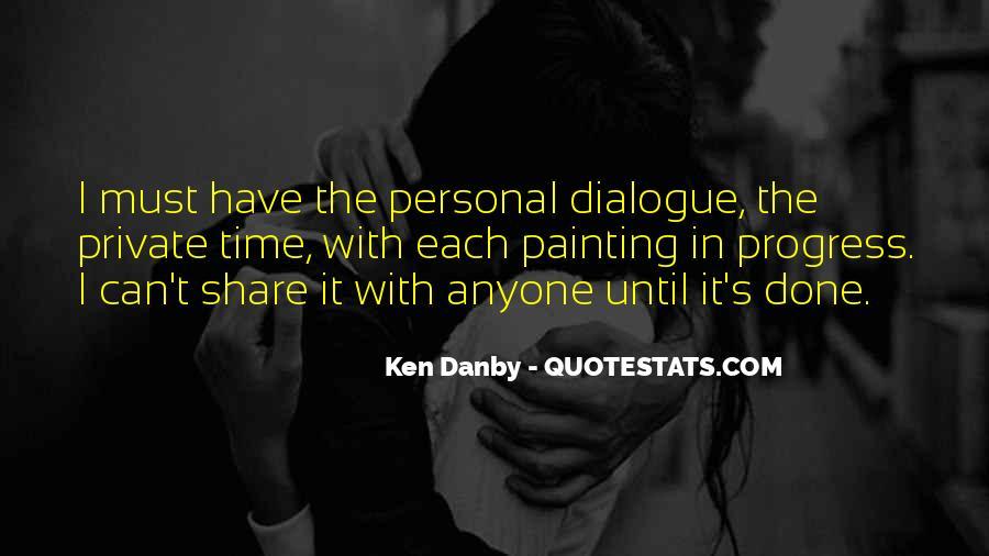 Ken Danby Quotes #735852