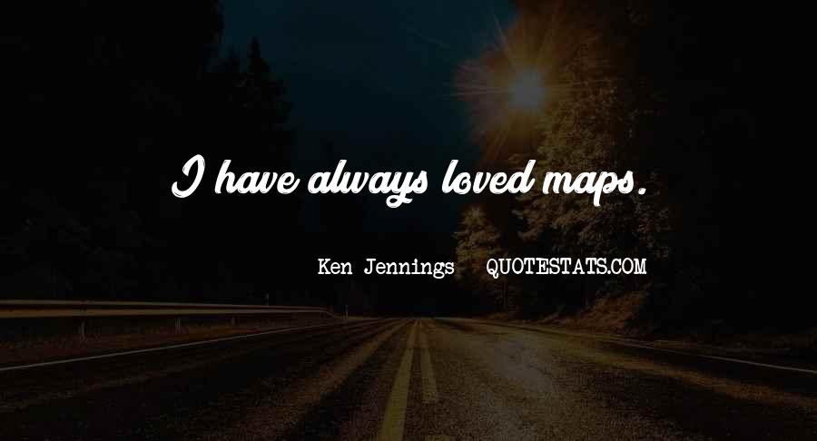 Ken Jennings Quotes #109555