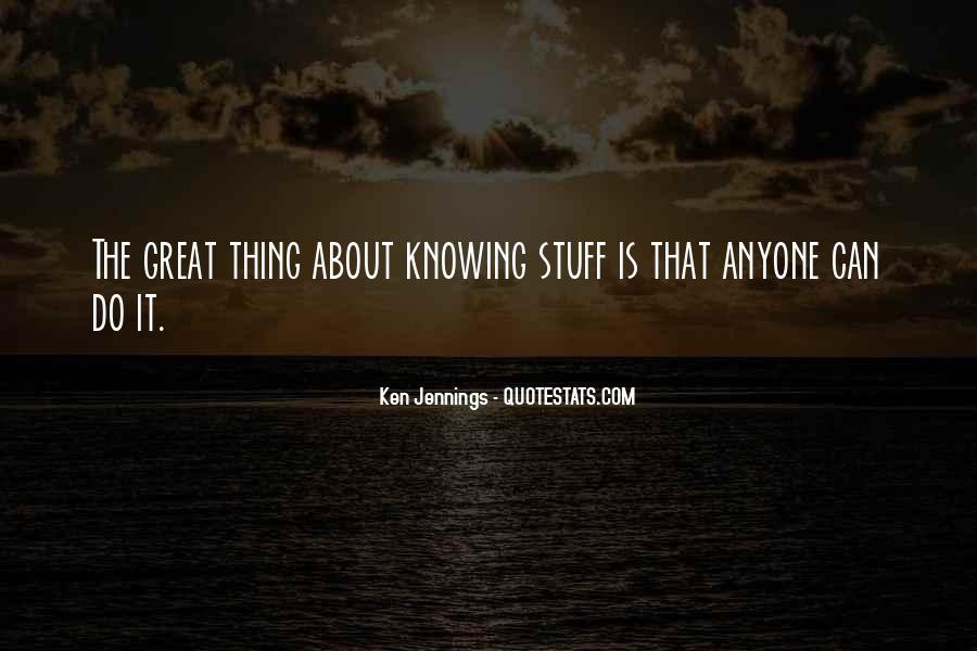 Ken Jennings Quotes #1788557