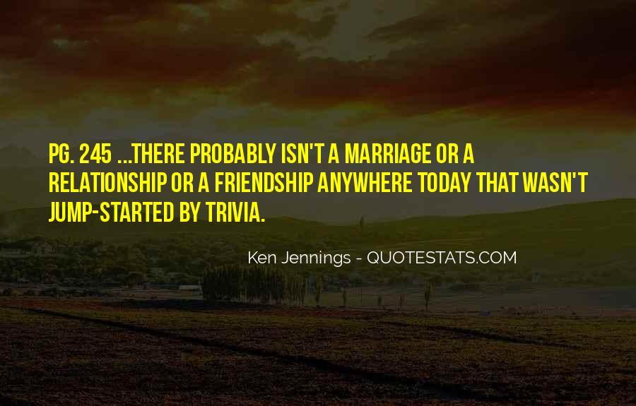 Ken Jennings Quotes #1845086