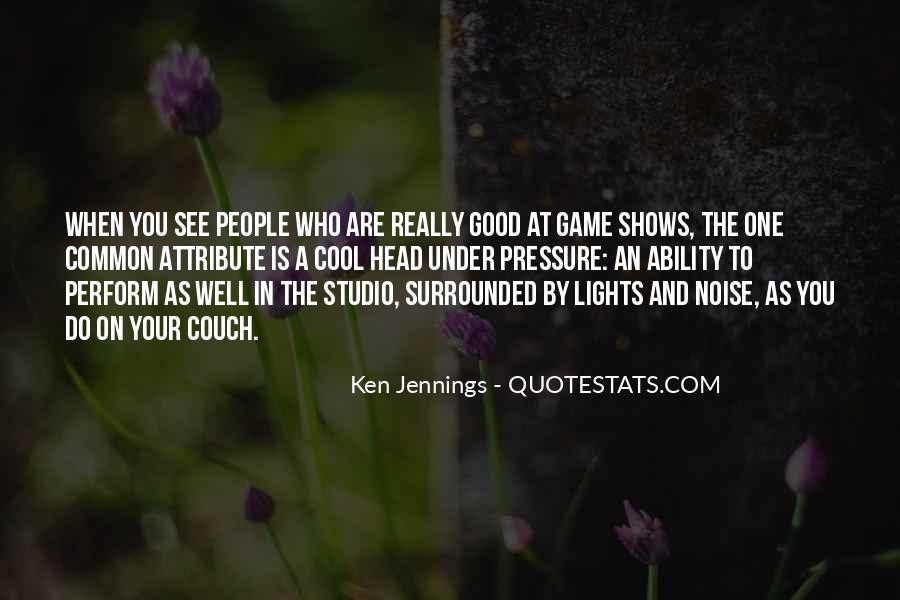 Ken Jennings Quotes #493741