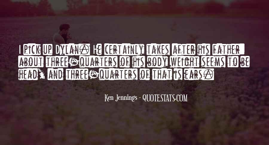Ken Jennings Quotes #668849