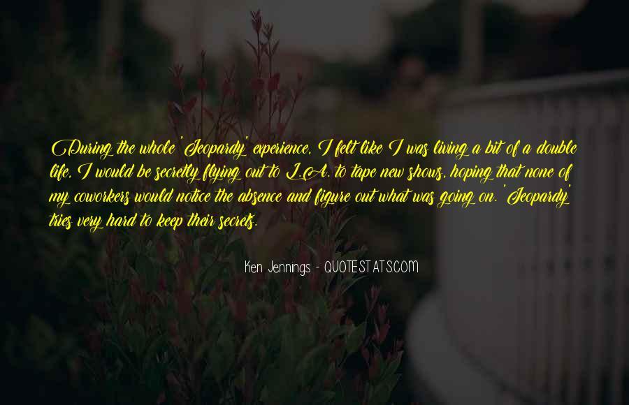 Ken Jennings Quotes #735786