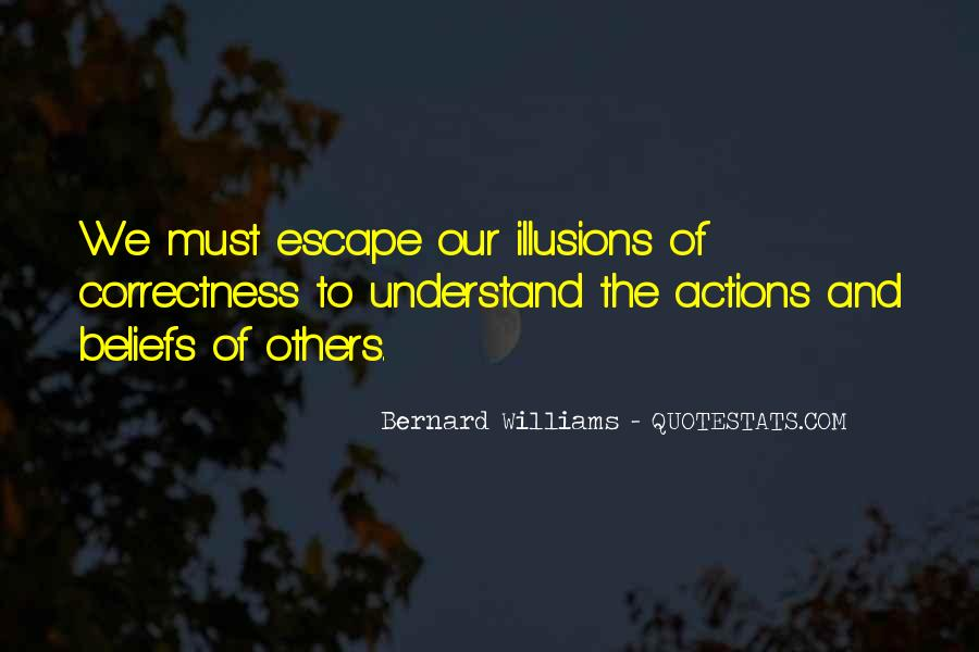 Quotes About Beliefs And Actions #1109173