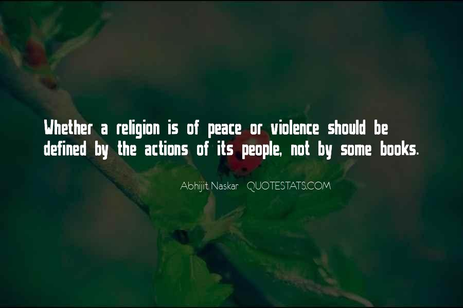 Quotes About Beliefs And Actions #1255408
