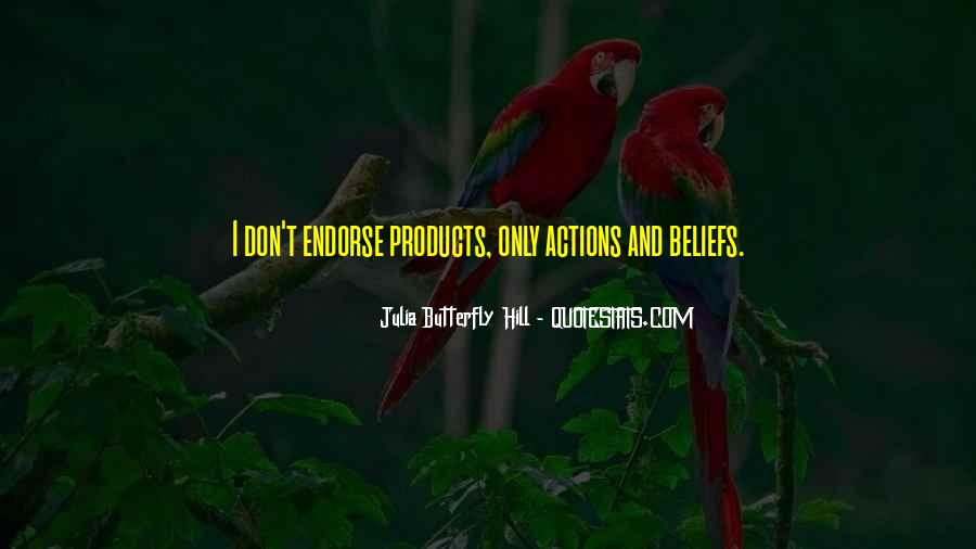 Quotes About Beliefs And Actions #1641167
