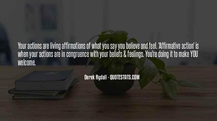 Quotes About Beliefs And Actions #630516