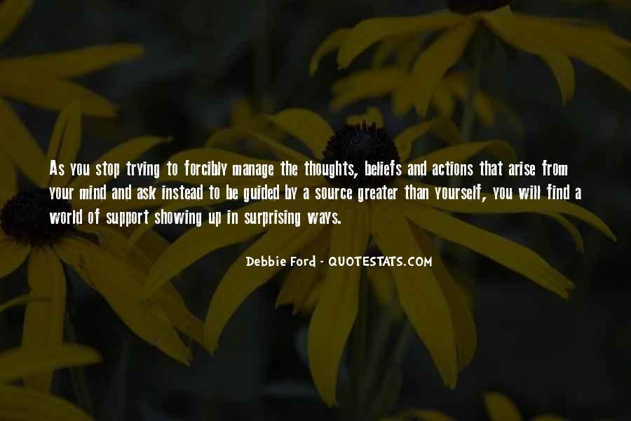Quotes About Beliefs And Actions #694182