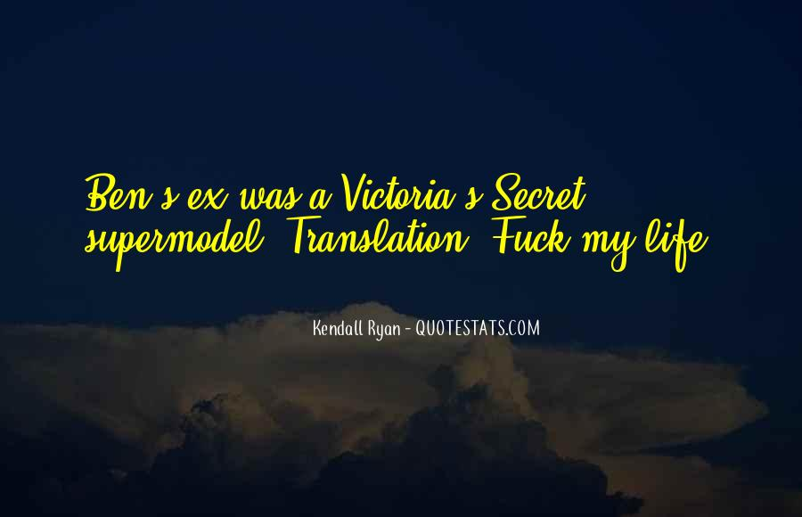 Kendall Ryan Quotes #1170838