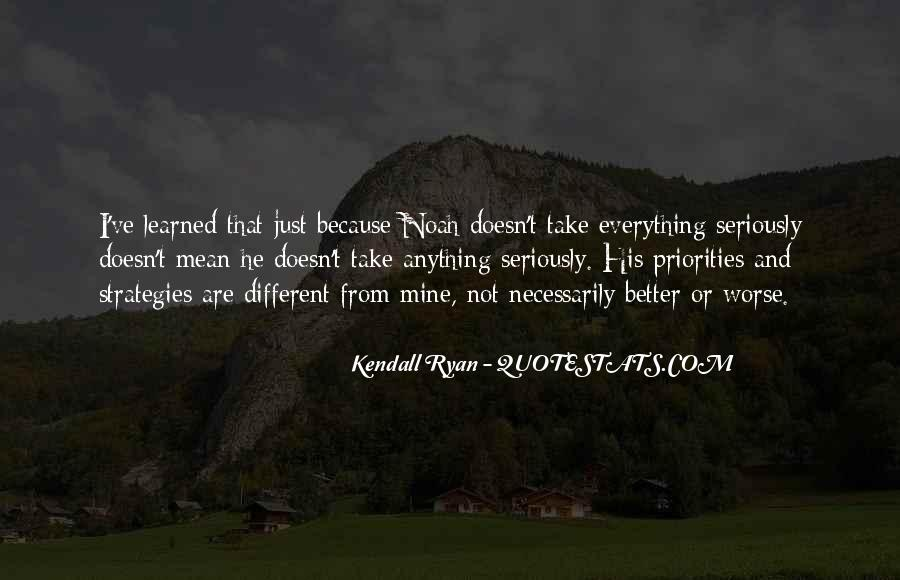 Kendall Ryan Quotes #1305869