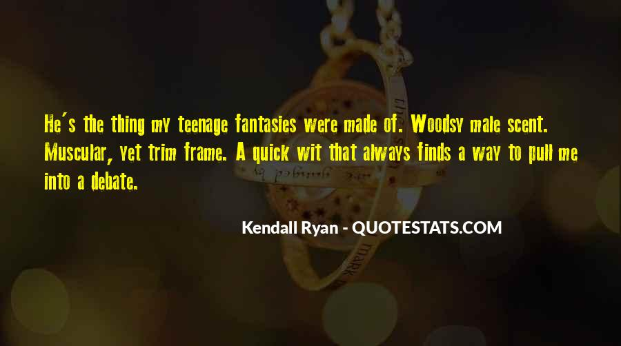 Kendall Ryan Quotes #1776856