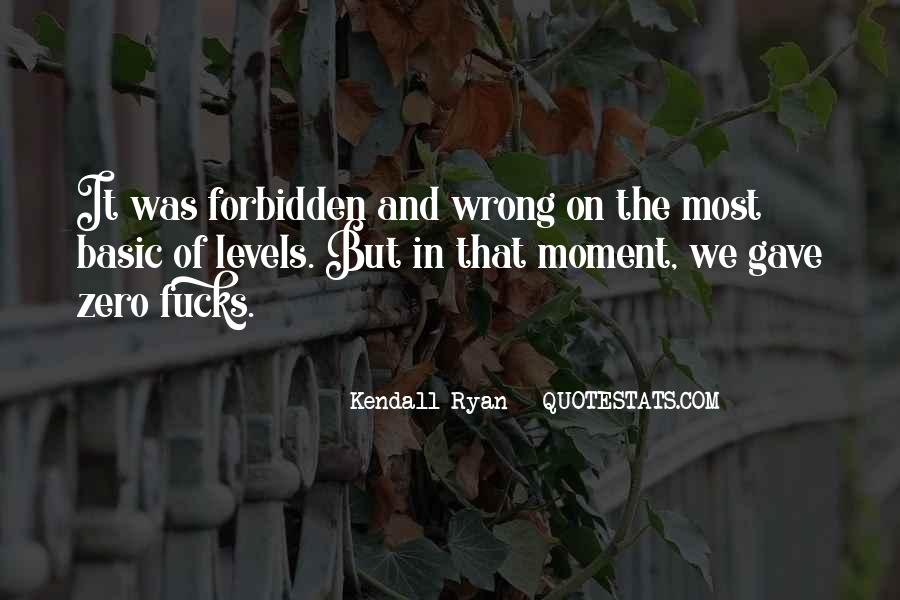 Kendall Ryan Quotes #860287