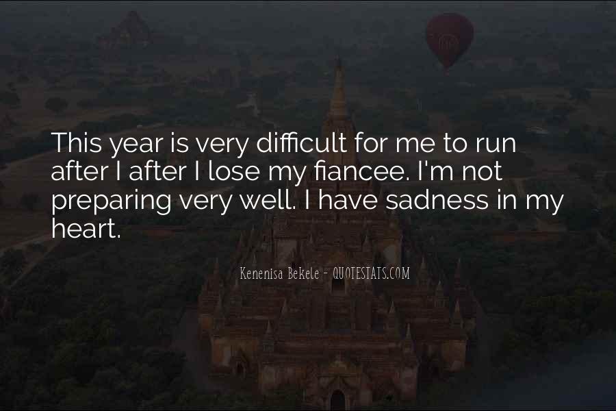Kenenisa Bekele Quotes #1264179