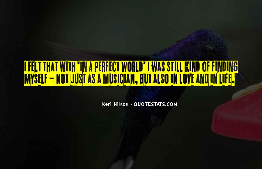 Keri Hilson Quotes #1058955