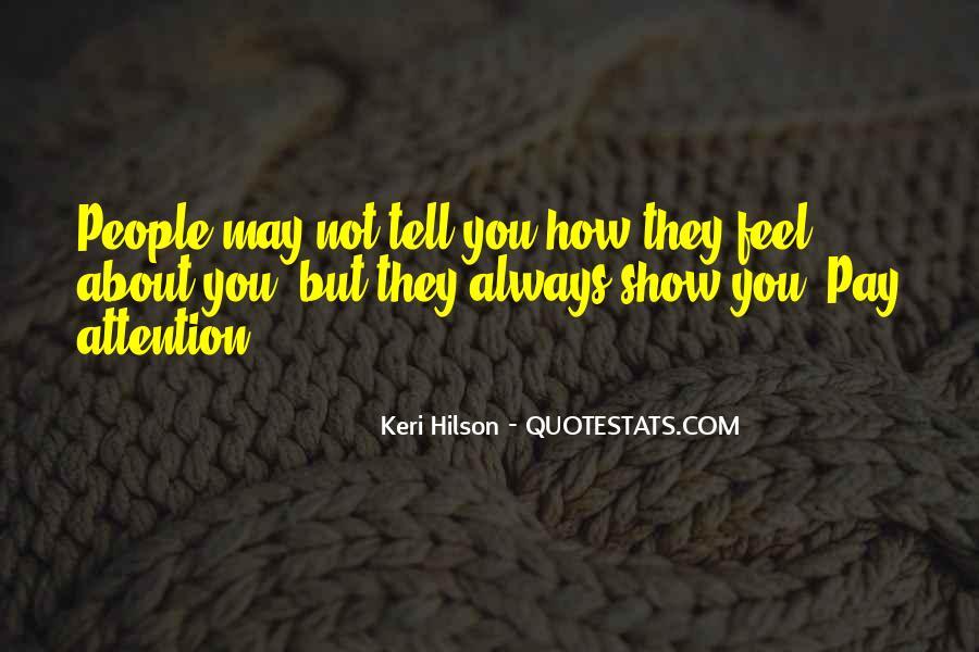 Keri Hilson Quotes #1127047