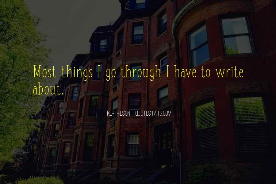 Keri Hilson Quotes #1585347