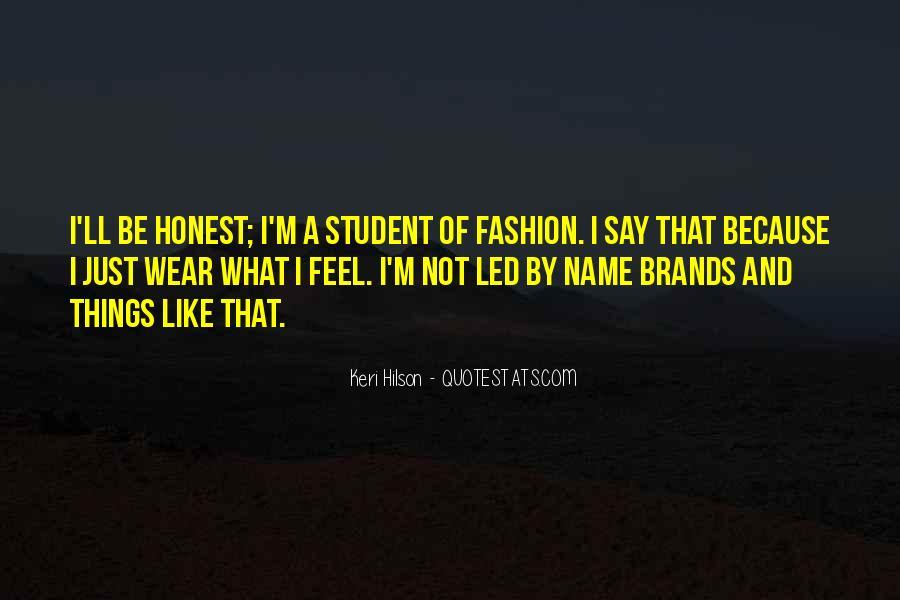 Keri Hilson Quotes #1812171