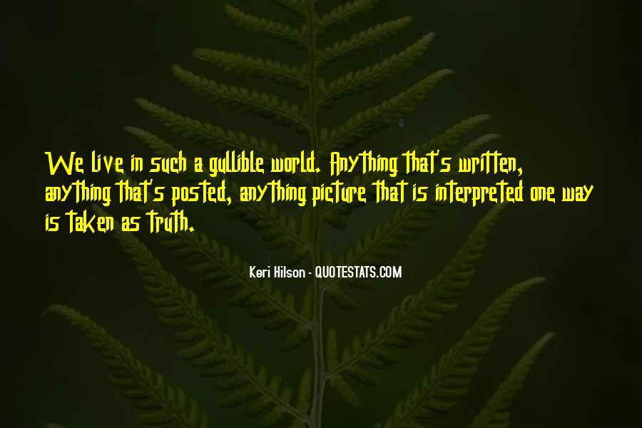 Keri Hilson Quotes #1815805