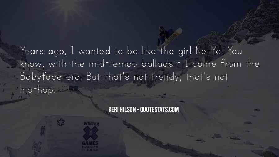 Keri Hilson Quotes #1879046