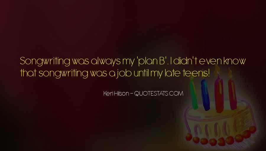 Keri Hilson Quotes #384829