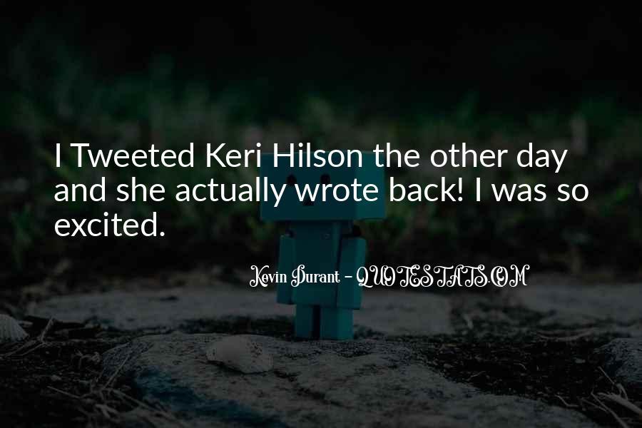 Keri Hilson Quotes #519592
