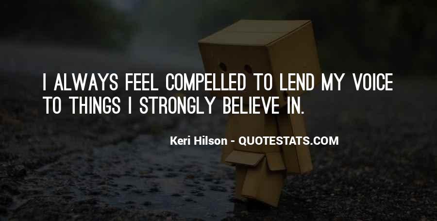Keri Hilson Quotes #577594