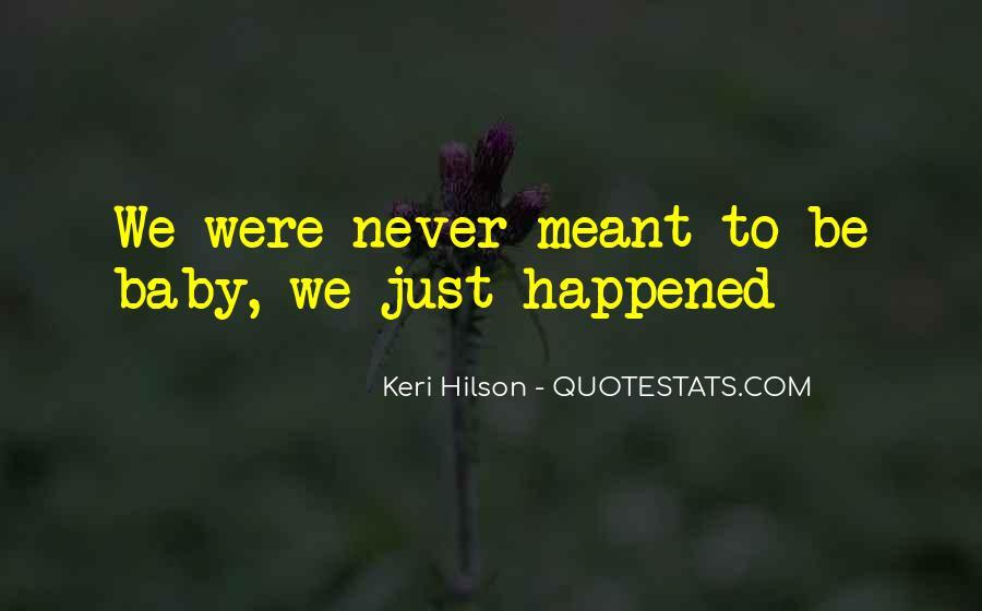 Keri Hilson Quotes #658007