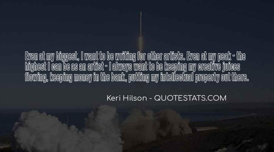 Keri Hilson Quotes #758038