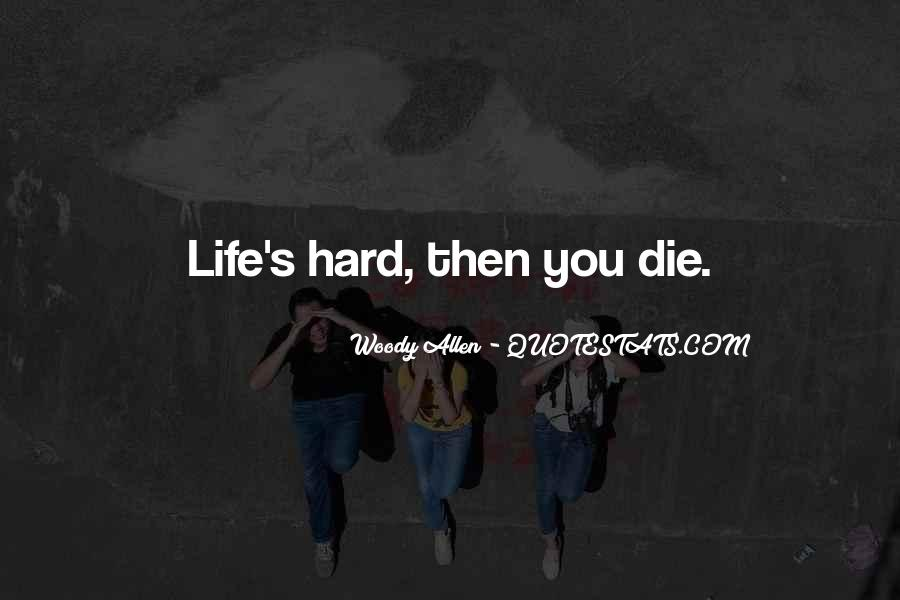 Quotes About Meaningful Death #429099