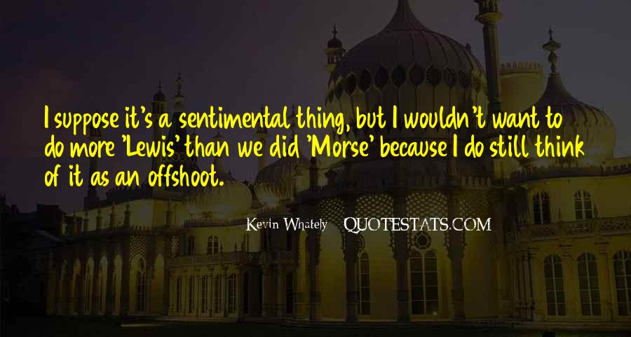 Kevin Whately Quotes #1461562