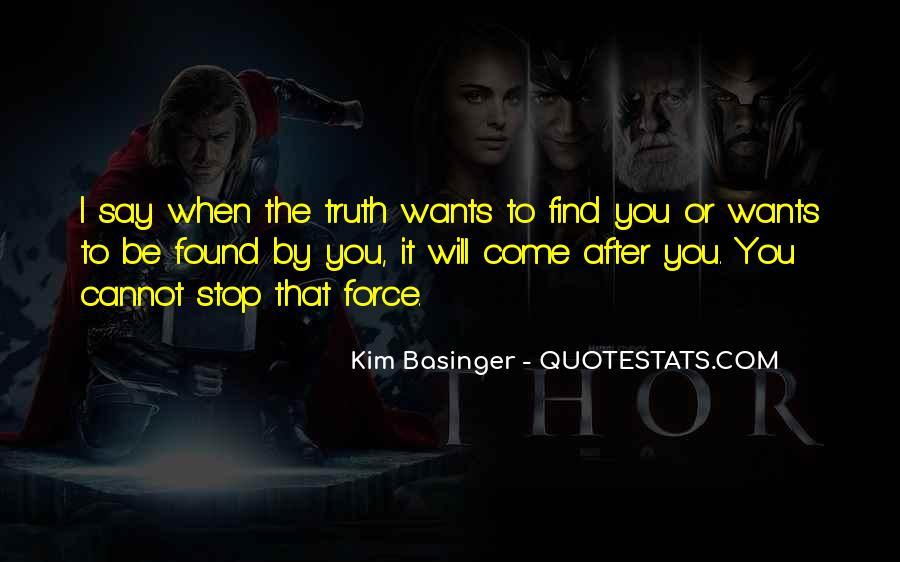 Kim Basinger Quotes #1103988