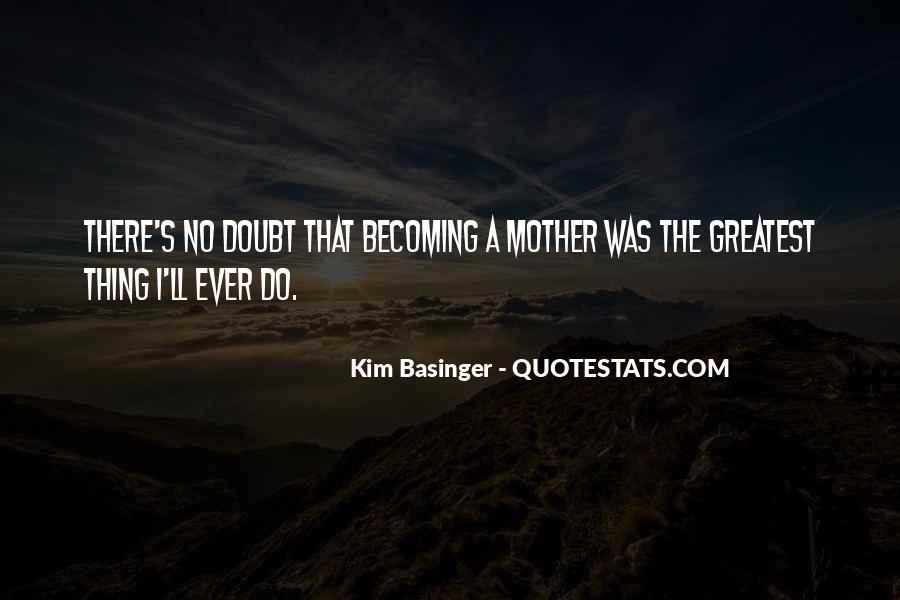 Kim Basinger Quotes #1140569
