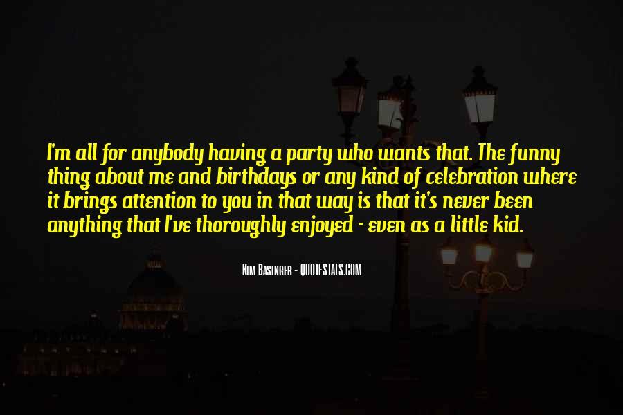 Kim Basinger Quotes #1142802