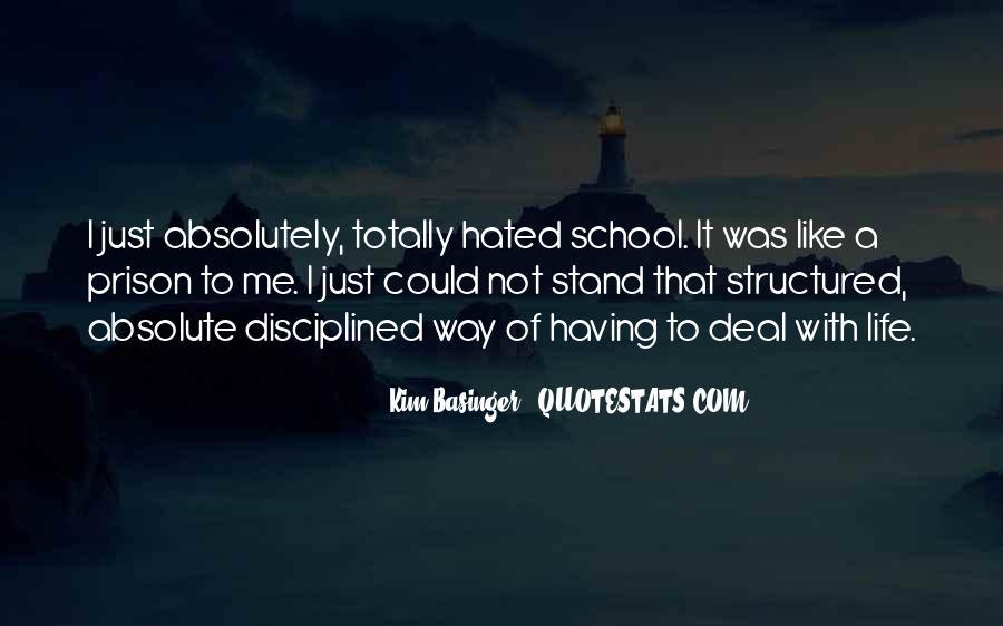 Kim Basinger Quotes #1174899