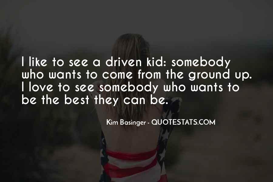 Kim Basinger Quotes #1186993