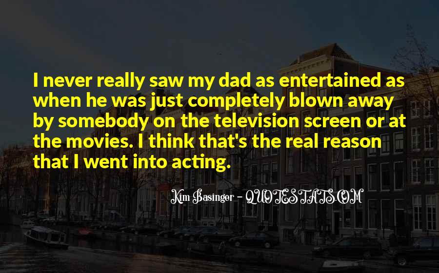 Kim Basinger Quotes #1268436