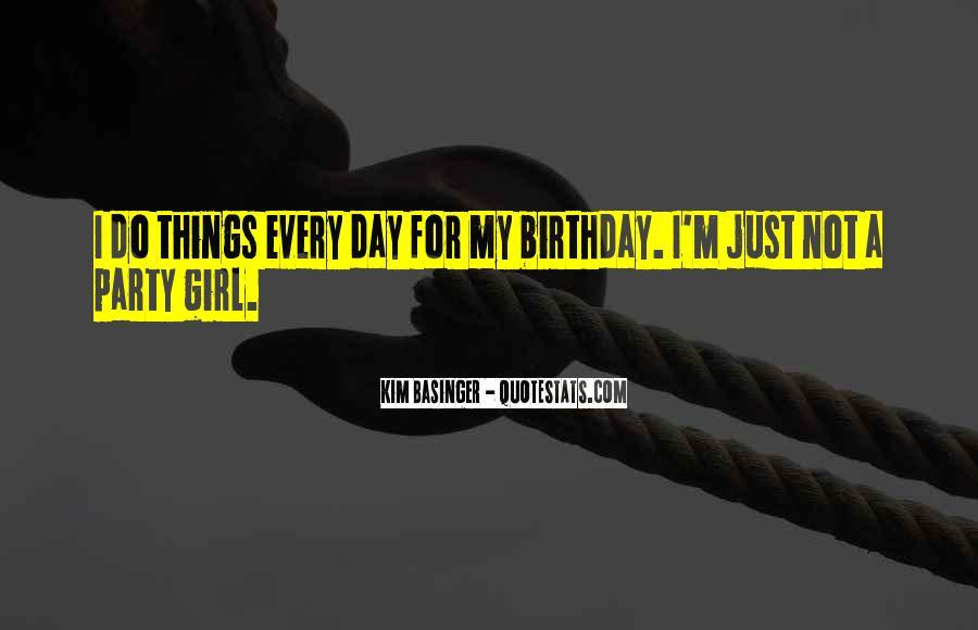 Kim Basinger Quotes #1434426