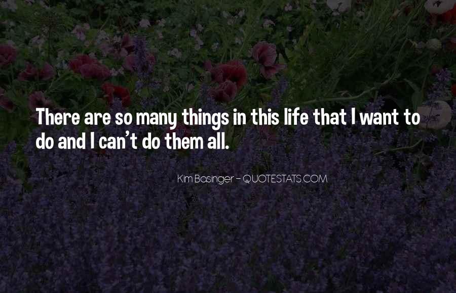 Kim Basinger Quotes #1570423