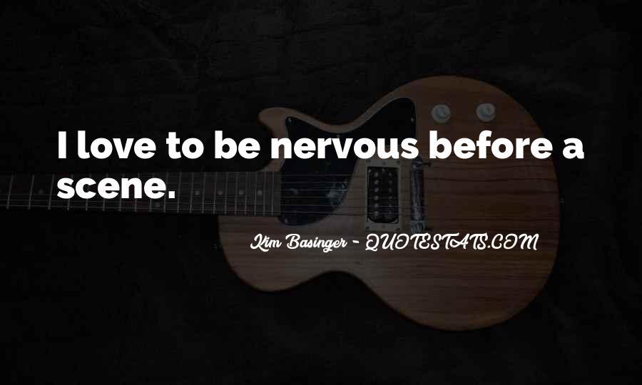 Kim Basinger Quotes #1619337