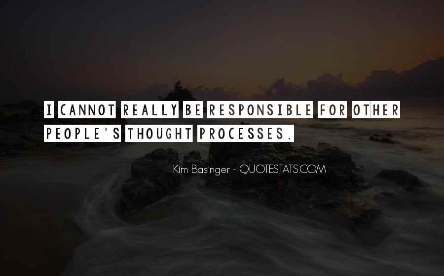 Kim Basinger Quotes #168677