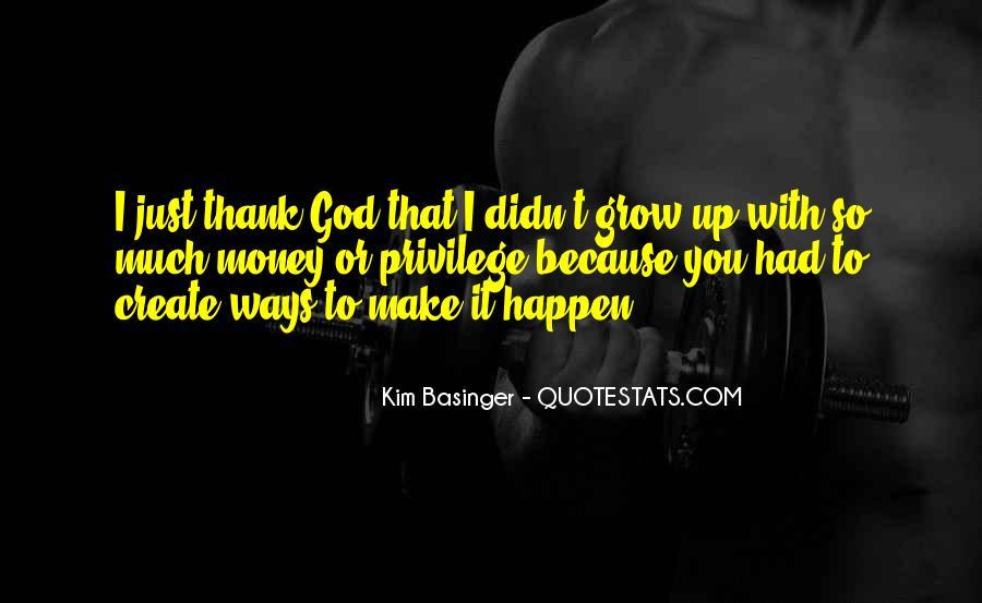 Kim Basinger Quotes #1811742