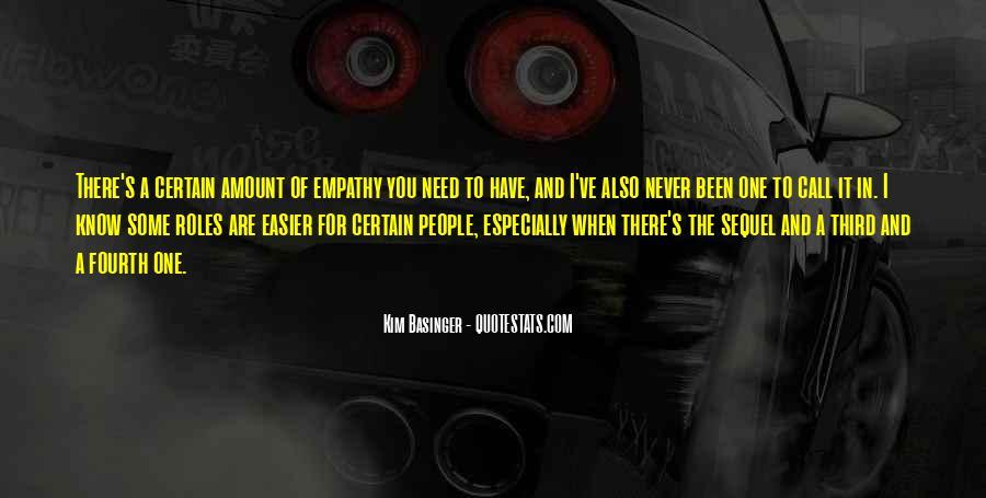 Kim Basinger Quotes #1848164