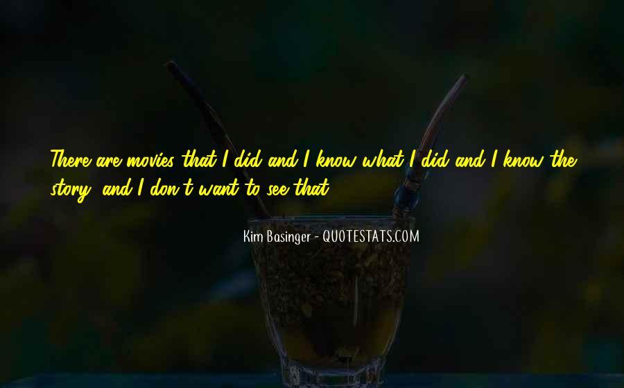 Kim Basinger Quotes #290382