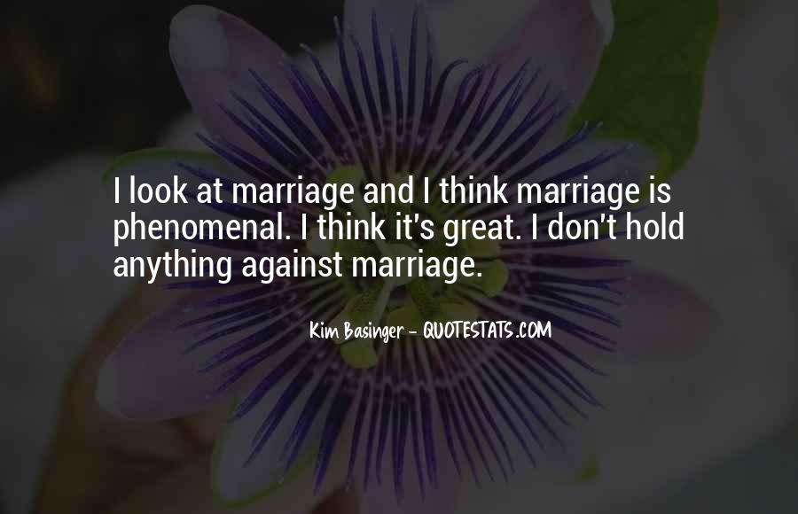 Kim Basinger Quotes #379781